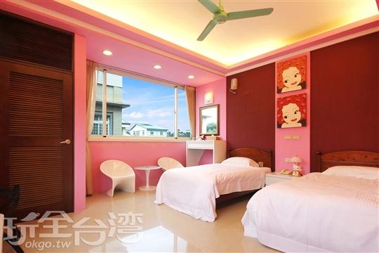 A201 雙人套房(2單床)