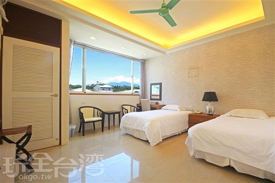 B201 雙人套房(2單床)