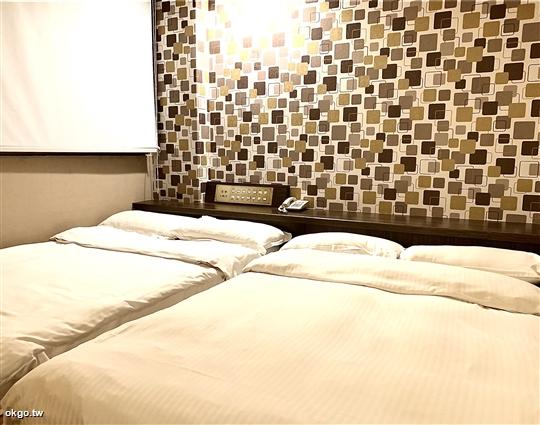 H房型:和室三人套房