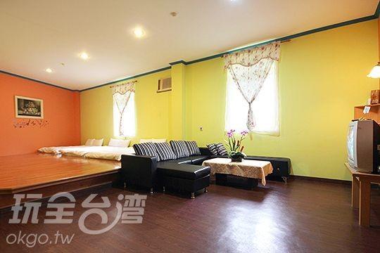 噶瑪蘭和室六人套房