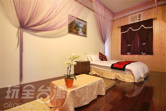 溫馨和室雙人套房