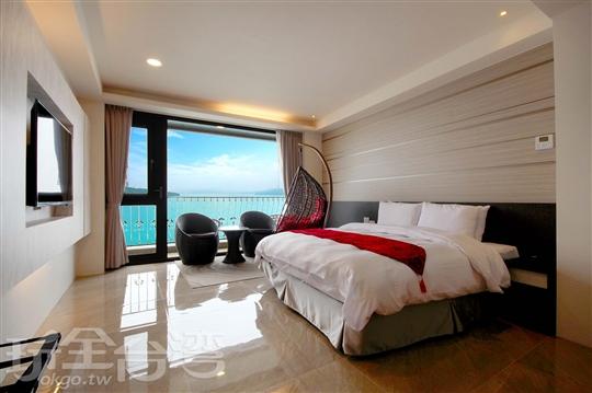 VIP湖景2人房(高樓層)