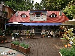 A棟檜木18人獨立木屋|包棟|含早餐