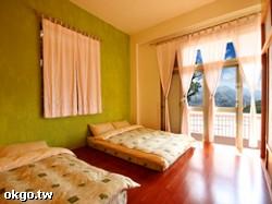 溫馨和室四人房