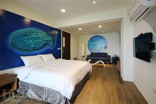 加大海景雙人房202