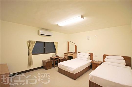 C. 2人房/兩單床
