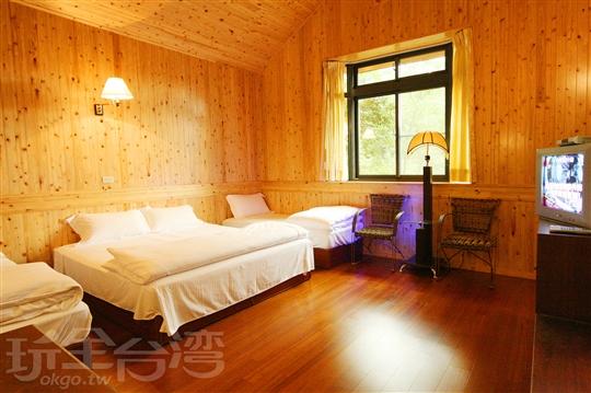 獨棟木屋蜜月套房