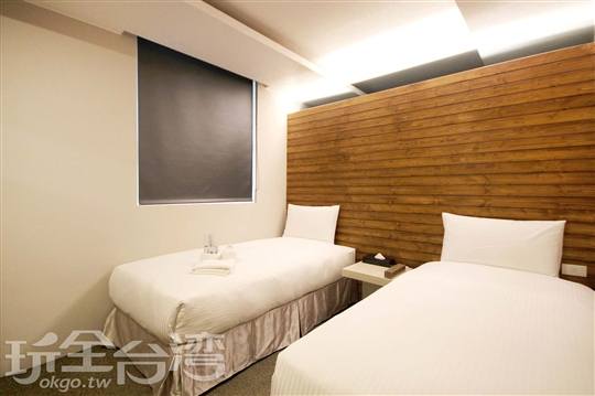 精緻兩小床房
