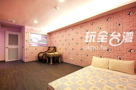 【NEW~*全新裝潢‧和風雙人套房】坪數約30坪
