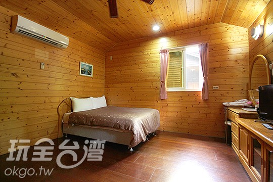 5.木屋雙人房