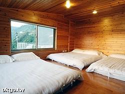 6人樓中樓景觀木屋
