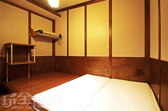 3.露營式住宿-雙人房