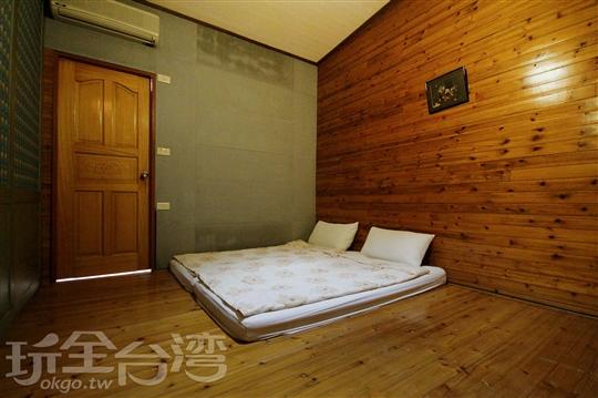 5.小木屋溫馨雙人房