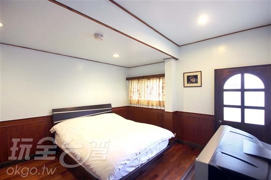 舒適套房‧白頷雙人房
