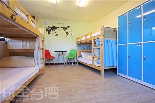 背包房Hostel