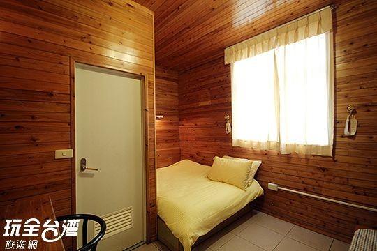 二人套房(單床)