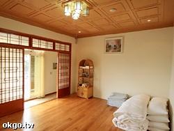 8人橡木和室