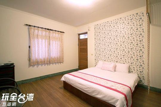 201 二人套房 附A棟客廳  (Double room)