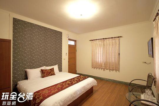 202 二人套房  附A棟客廳 (Double room)