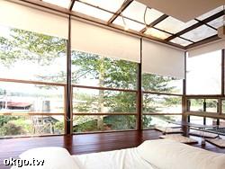 玻璃屋景觀房