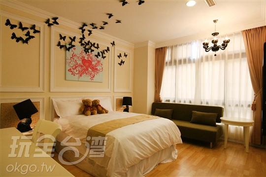 27【B館】605-克莉絲汀spa雙人房
