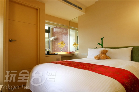 29【B館】701-綠意小精緻spa雙人房