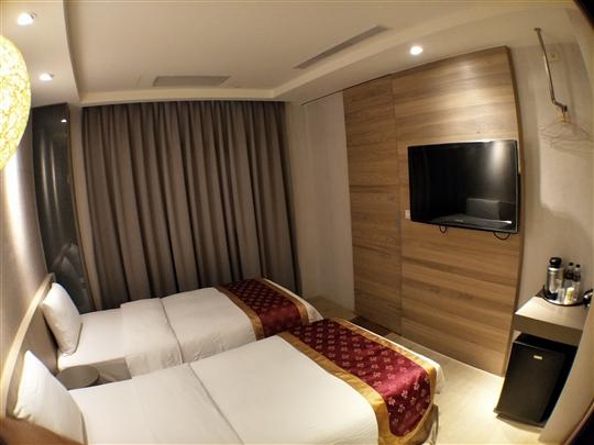 VIP雙床雙人房