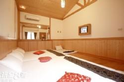 7:迎春富貴房─和式木屋六至七人套房