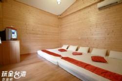 3<<花開富貴和式木屋五至六人大套房