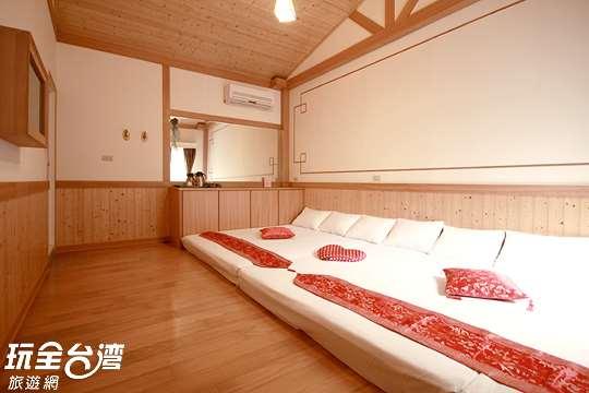 6歡樂天地─和式木屋五至七人大套房