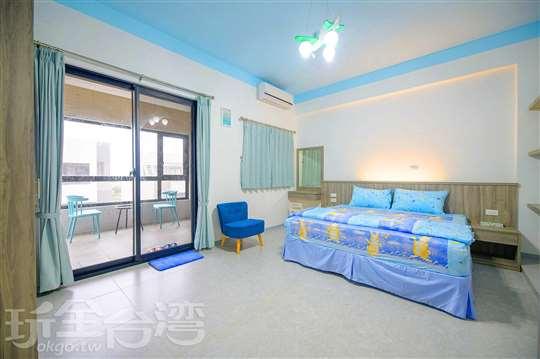 305雙人房