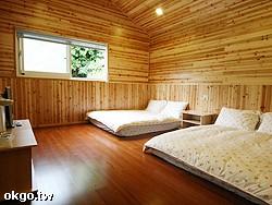 4人獨棟景觀木屋