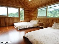 12人家庭式獨棟樓中樓木屋