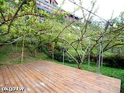 水蜜桃果園露營區