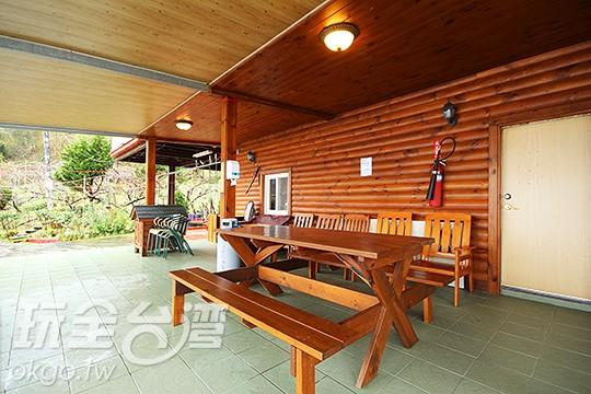 獨棟家庭景觀木屋