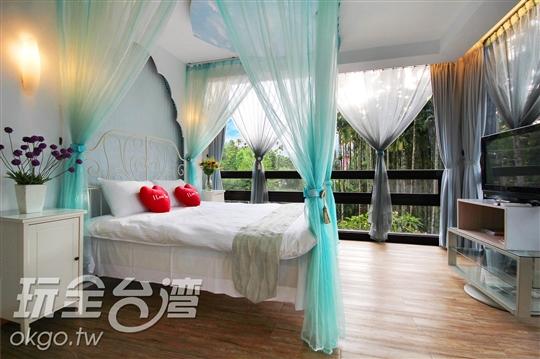 1. 經典spa雙人套房A