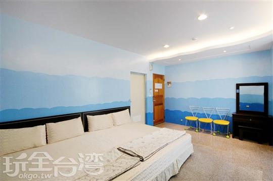 305 戀戀海洋4人套房