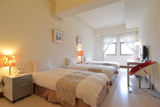 C-金典(時尚)3單床或一大一小床