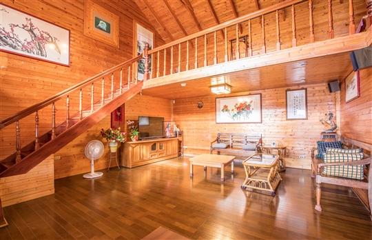 和風大別墅 (10人住宿) HeFong Villa Cabin