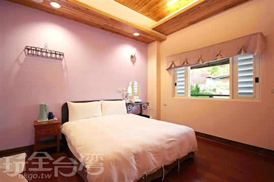 木屋標準雙人房