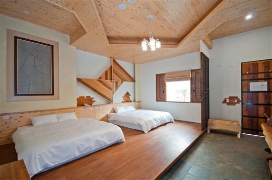 山景經典雙床房2