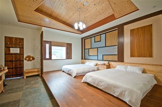 山景經典雙床房3