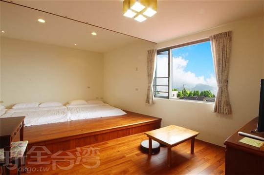 日式家庭式六人套房