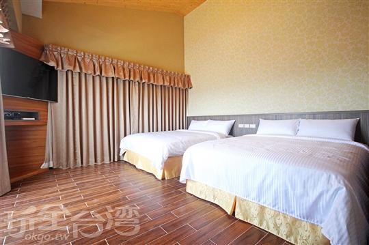 洋樓雙床客房(2人價)301