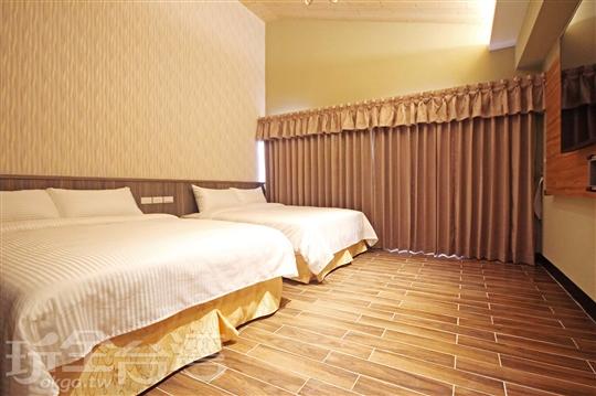 洋樓雙床客房(2人價)302