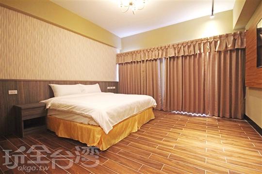 洋樓大床房202