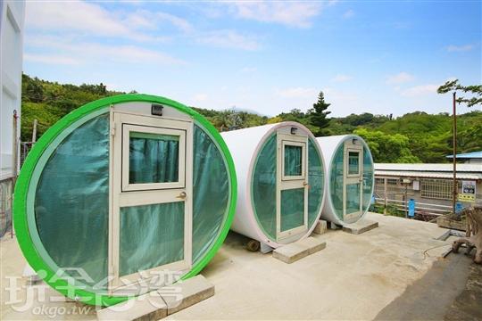6.綠水管屋