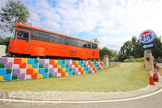 室內營位巴士🚌