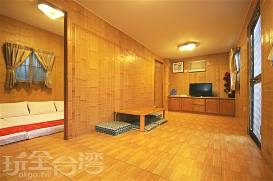 木竹屋家庭房(6~8人)