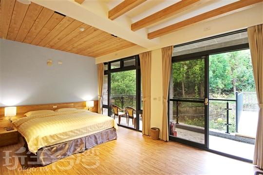 E1・3樓樹林景觀・2人套房